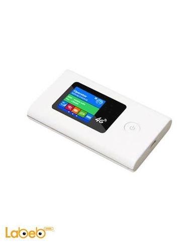 MIFIDATA mibile wifi router - 4G - 2000mAh - White - LR113A