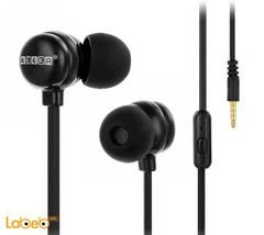 KEEKA headphone - 1.2m - Black color - EE-39 model