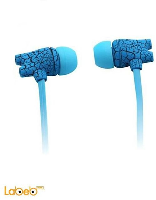 Sony Extra Bass Stereo Headphones blue color MDR-XB650AP model