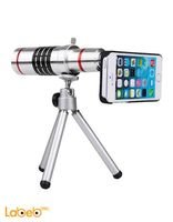 Mobile phone telephoto lens 18x 3m focus distance