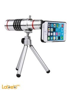 Mobile phone telephoto lens - 18x - 3m focus distance - Universal