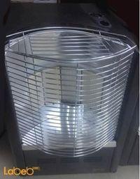 صوبة غاز جرين هوم 4 شعلات حرارية دائرية آمنة لون أسود