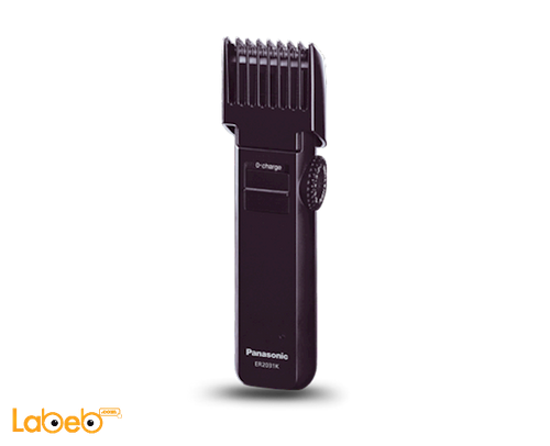 Panasonic ACRechargeable Hair &Beard Trimmer 2-18mm ER-2031K
