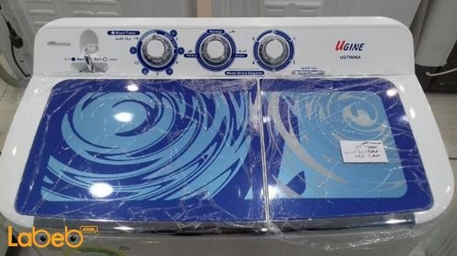 doors Ugine Twin Tub Washing Machine UGTW06A model