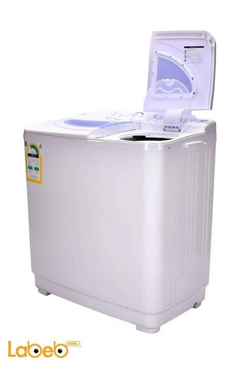 Ugine Twin Tub Washing Machine 6Kg White UGTW06A model