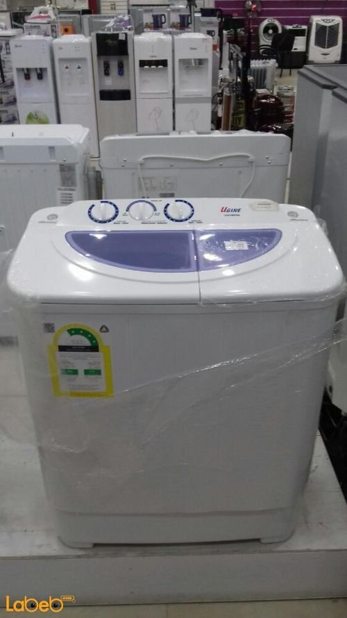 Ugine Twin Tub Washing Machine UGTW05A