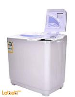 Ugine Twin Tub Washing Machine 5Kg White UGTW05A model