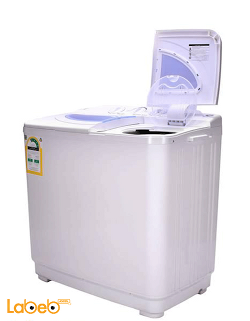 Ugine Twin Tub Washing Machine 5Kg White UGTW05A model