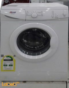 Ugine Front Load Washing Machine - 6Kg - White - UGFL60 model