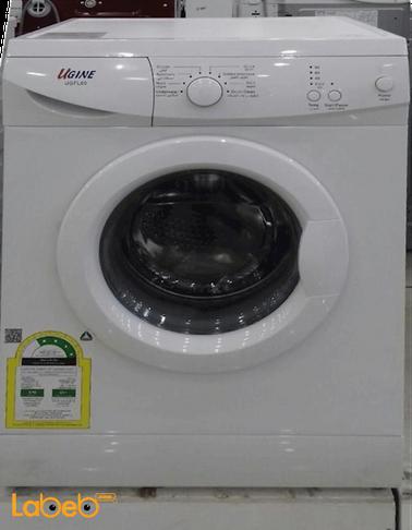 Ugine Front Load Washing Machine - 6Kg - White - UGFL60 model