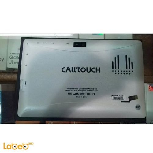 back Call touch tablet C88 model