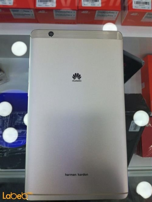 back Huawei MEDIAPAD M3 Tablet