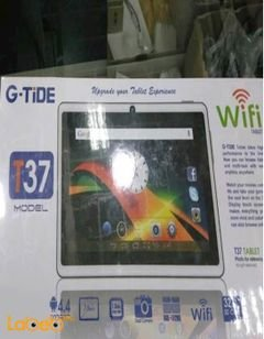 تابلت G-TIDE - شاشة 7 انش - 8 جيجابايت - لون ذهبي - T37