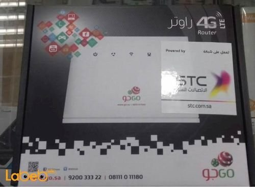 STC quicknet 4G router 112Mbps White B310S-927 model