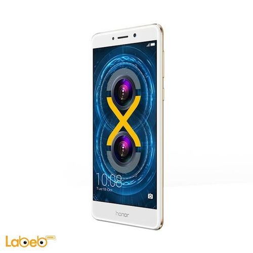 Huawei honor 6X 32GB 5.5inch White color