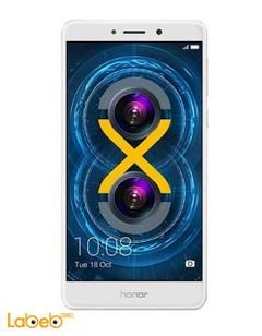 Huawei honor 6X smartphone - 32GB - 5.5inch - White color