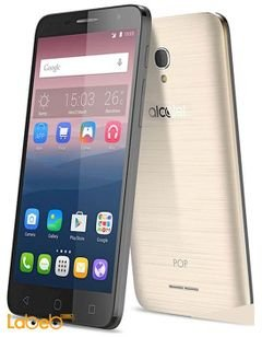 Alcatel POP 4 smartphone - 8GB - 4G - 6inch - gold color - 7070Q