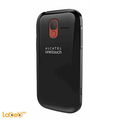 Alcatel one touch mobile back 3MB 2.4 inch Black 2004C model