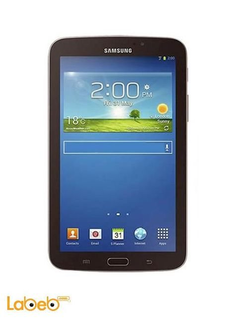 Samsung galaxy tab 3v tablet 8GB 7inch Black SM-T116NU