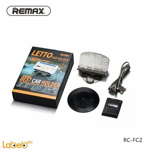 Remax Letto Car Holder charger cable 3x1 RC-FC2 model