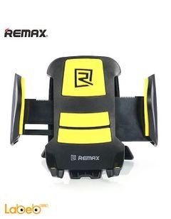 Remax Car Holder - 360° rotation - Black & Yellow - Rm-C03 model