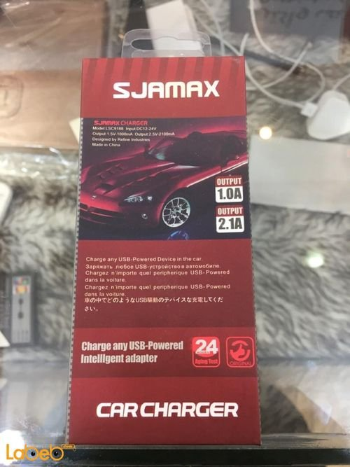 specifications SJAMAX Car charge