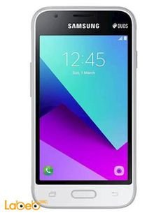 Samsung galaxy J1 mini prime - 8GB - Dual sim - white - SM-J106