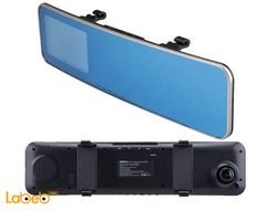 Remax rear-view mirror car - 4.3inch - Full HD 1080p - CX-02