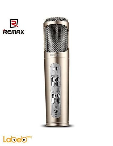 remax microphone 5Volt 440mAh for iOS Android PC K02 model