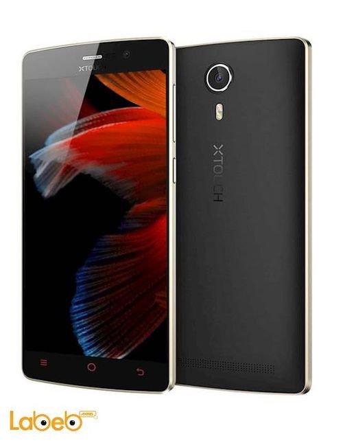 موبايل Xtouch X4Pro ذاكرة 16 ميجابايت لون أسود XT-X4 PRO