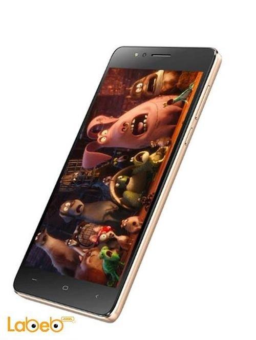 موبايل Xtouch E2 ذاكرة 8 ميجابايت لون ذهبي XT-E2-GLD