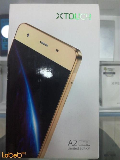 box Xtouch A2 Lte smartphone gold