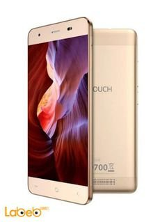 موبايل Xtouch A2 Lte - ذاكرة 8 جيجابايت - لون ذهبي - XT-A2 LTE