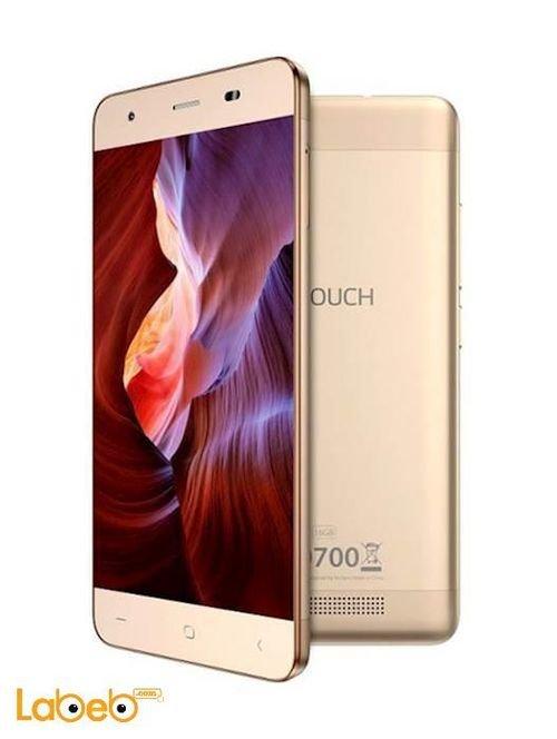 موبايل Xtouch A2 Lte ذاكرة 8 جيجابايت لون ذهبي XT-A2 LTE