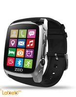 ILife Smart Watch 1.54inch black color ZED Watch Model