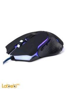 Marvo gaming lighting mouse - USB port - black - M309 model