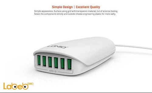 Ldnio Home Charger 6 USB port