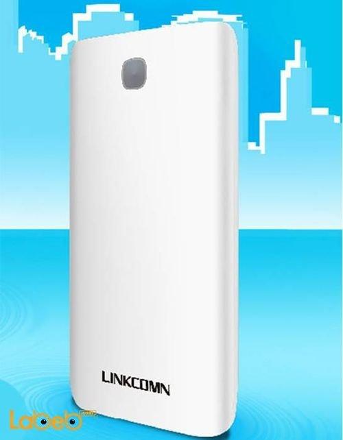 شاحن محمول Linkcomn سعة 20000mAh لون أبيض موديل jokul 200