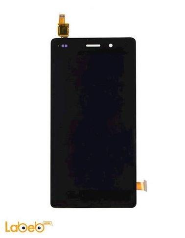 شاشة LCD موبايل هواوي p9 lite - تدعم اللمس - 5.2 انش - أسود