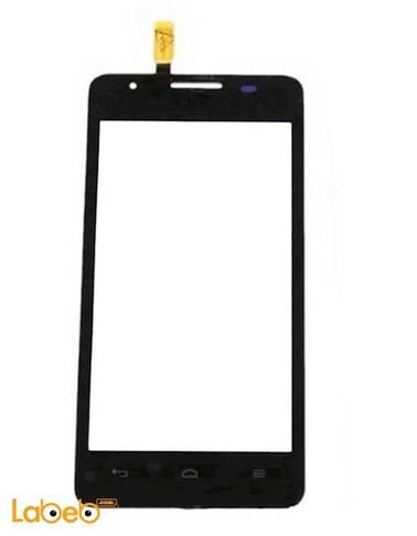 شاشة LCD موبايل هواوي y5ii - تدعم اللمس - 5 انش - أسود