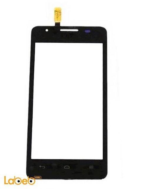 شاشة LCD موبايل هواوي y5ii تدعم اللمس 5 انش أسود