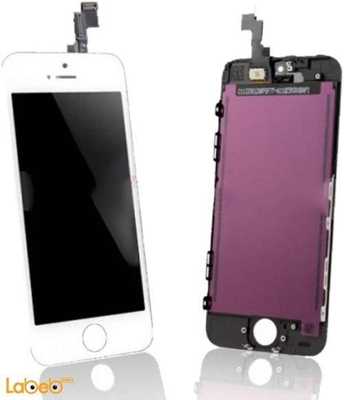 شاشة موبايل أيفون 6 اس بلس تدعم اللمس 5.5 انش أبيض