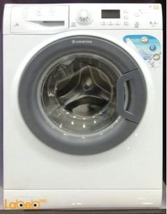 Ariston Washing Machine - 8Kg - 1200Rpm - white - WMG 821B EX