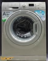 Ariston Front Loading Washer 9Kg stainless WMG 9437S EX