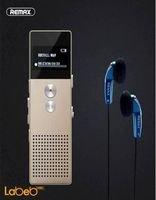 مسجل صوت رقمي محمول ريماكس 8 جيجابايت HD ذهبي RP1