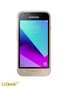 Samsung J1 mini prime smartphone - 8GB - 4inch - gold - SM-J106F