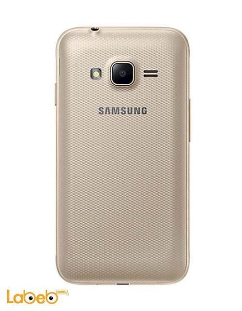 Samsung J1 mini prime smartphone, 8GB, 4inch, gold, SM-J106F
