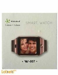 ساعة ذكية KULALA ذهبي W-007