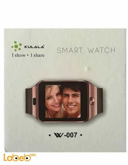 KULALA Smart Watch gold W-007