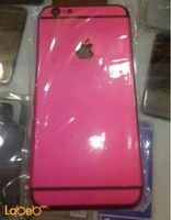 Apple iPhone 6 mobile back cover 4.7 inch pink color